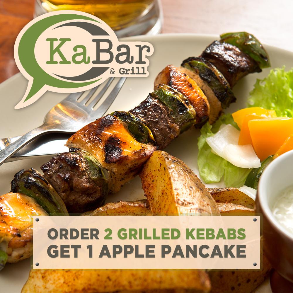 KB GRILLED KEBAB WEEK 6