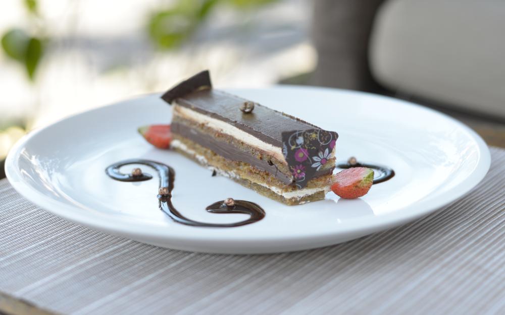 Dessertmenu